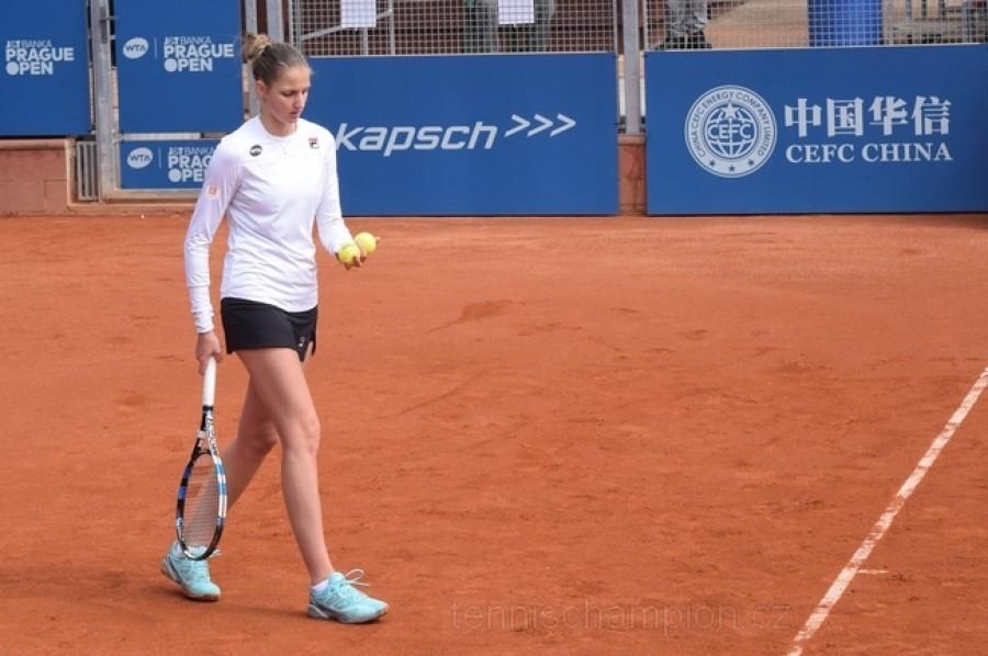 Karolína Plíšková nezaváhala a je na US Open ve druhém kole