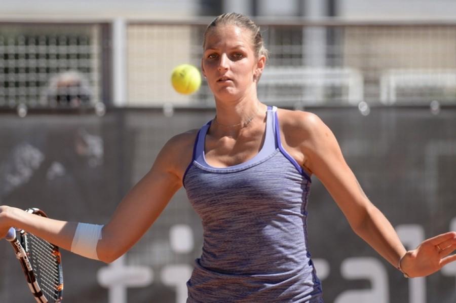 Karolína Plíšková je zpět v top10, kam až dokráčí na US Open?