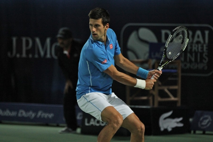 Djokovic zastavil Monfilse a pokusí na US Open získat trofej z dvou ročníků po sobě