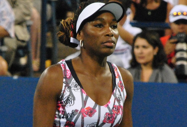 Venus Williamsová se vyjádřila ke zprávám o zneužívání zakázaných látek