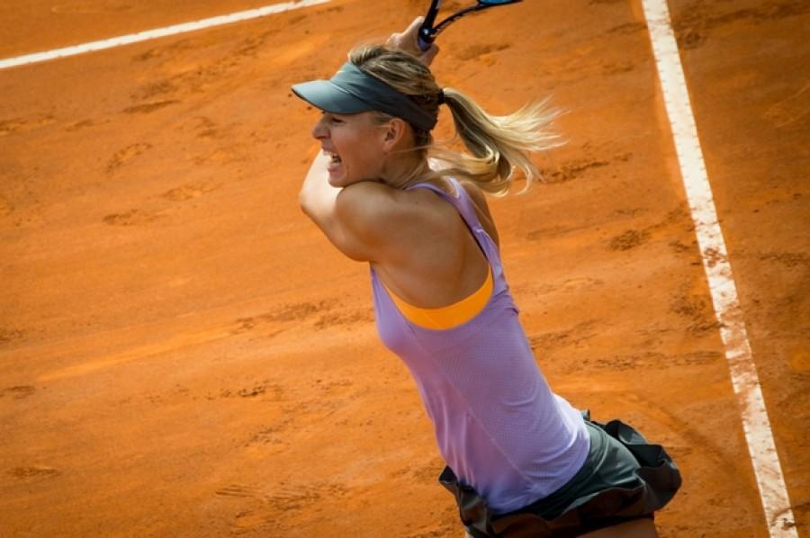 Maria Sharapova se chystá na návrat