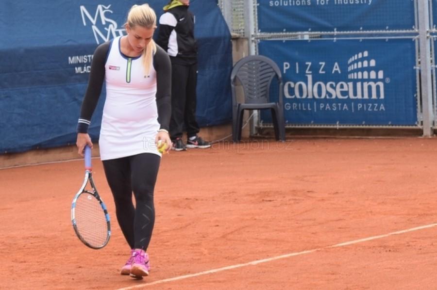 Turnaj mistryň: Cibulková po boji prohrála se světovou jedničkou