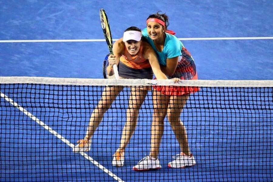 Hingisová s Mirzaovou opět vyřadily z Turnaje mistryň sestry Chanovy