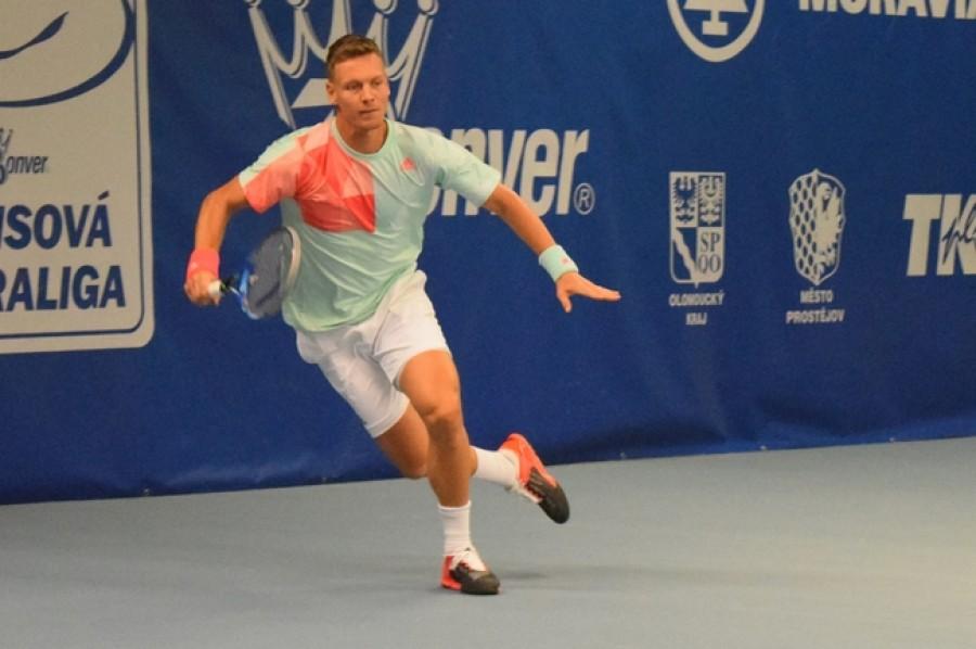 Berdych s Veselým zahájí novou sezonu v Dauhá