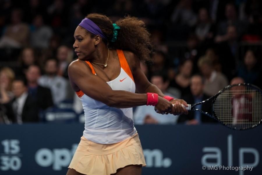 Serena Williamsová se bude vdávat