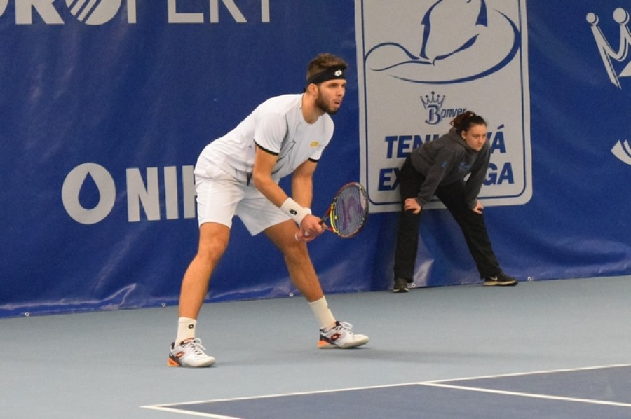 Veselý se Štěpánkem v Dauhá do osmifinále