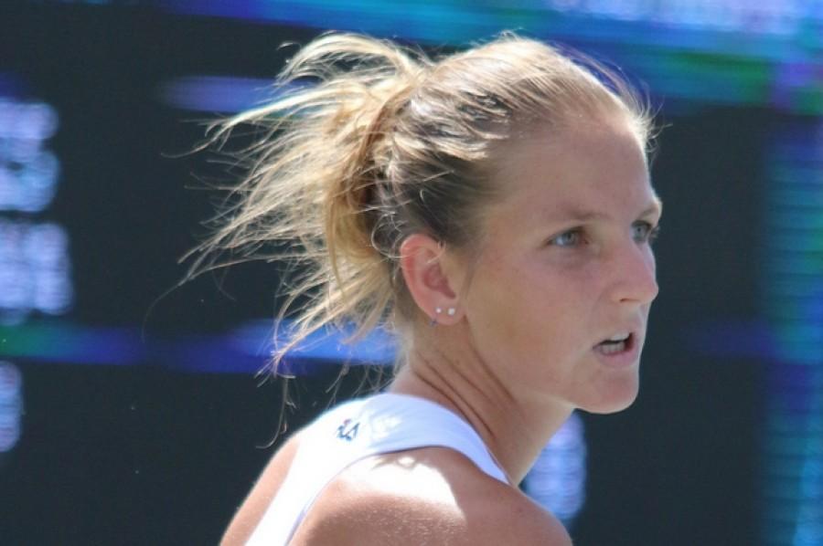 Nejlepší tenisový úder dne na okruhu WTA? Ten od Plíškové!