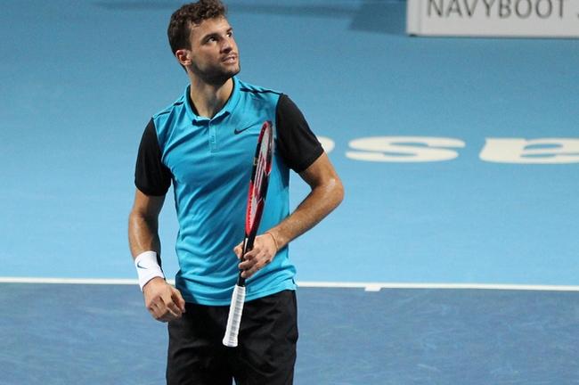Grigor Dimitrov ovládl turnaj v Brisbane