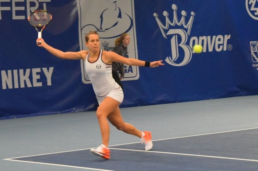 Strýcová vyřadila Petkovicovou a je na Australian Open potřetí v řadě ve třetím kole