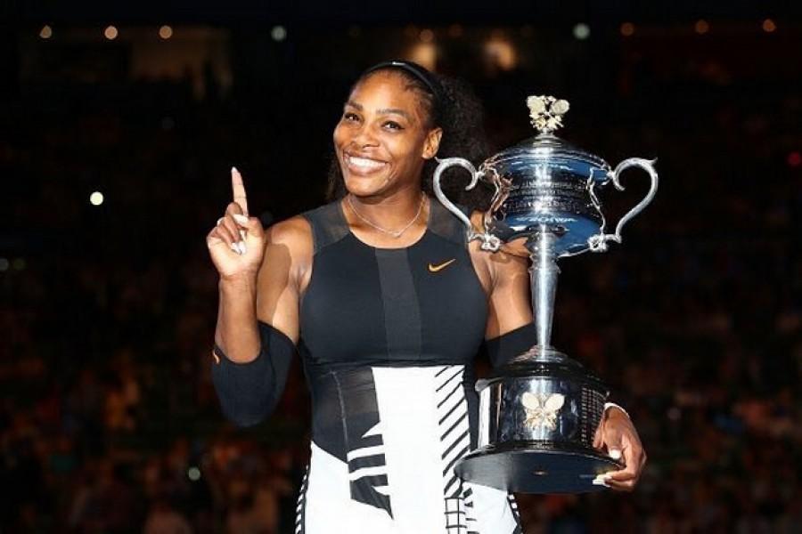 Serena Williamsová dobyla Australian Open!