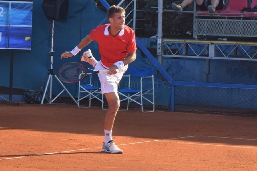 Kližan vyřadil Brandse a je v Sofii ve čtvrtfinále