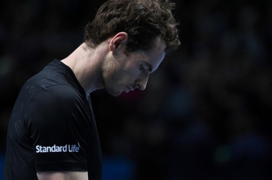 Murray padl! Nezvládl úvodní zápas v Indian Wells