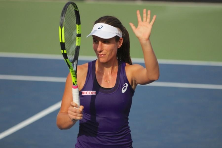 Kontaová se stala první britskou vítězkou turnaje v Miami