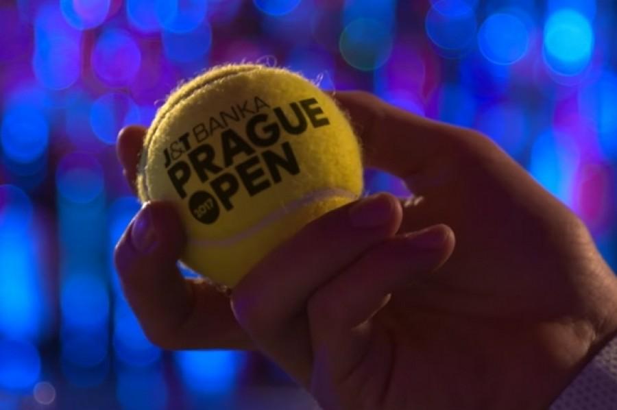 J&T Banka Prague Open 2017: Pořadatelé představili oficiální reklamní spot