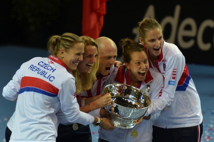 Czech Fed Cup Team: Proti Američankám bez hvězd!