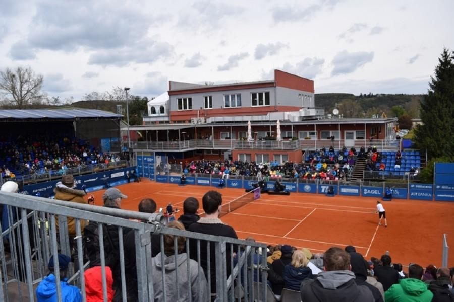 Plný dům! O pražský turnaj J&T Banka Prague Open je velký zájem