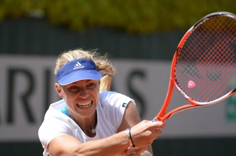 Roland Garros: Kerberová je ze hry venku!