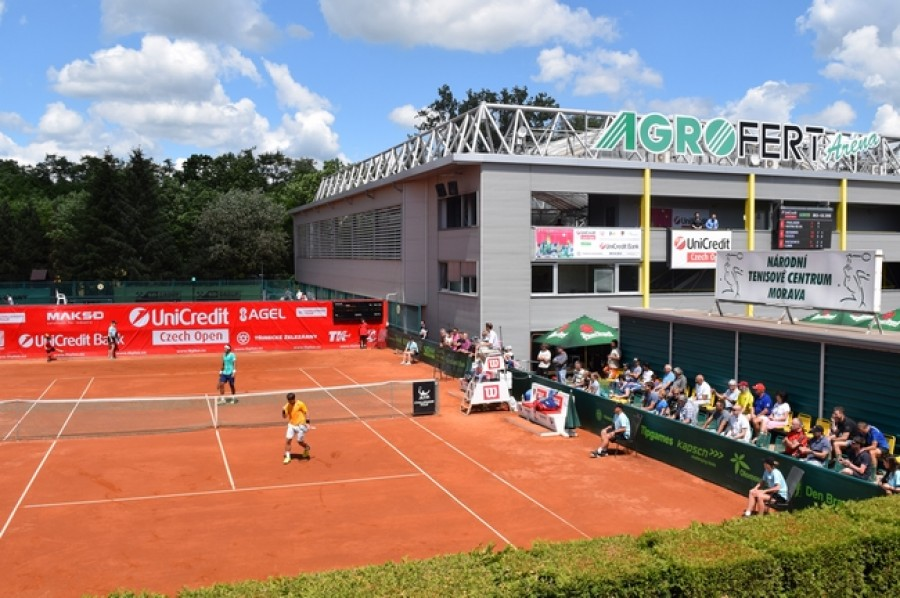 UniCredit Czech Open Prostějov 2017: Pořadatelé lákají na zvučné jména