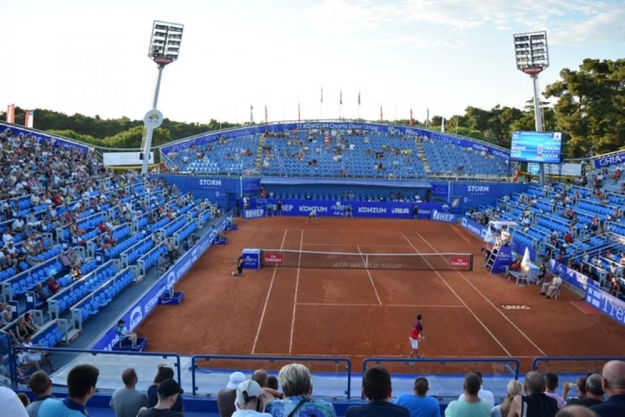 #1 Kam za tenisem v létě? Plava Laguna Croatia Open Umag (ATP)