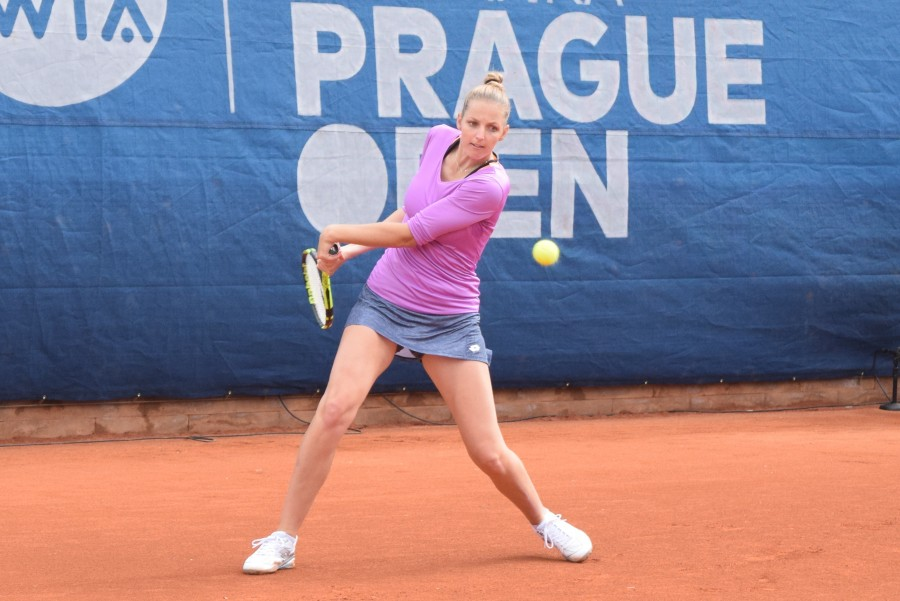 WTA Mallorca: Kristýna Plíšková udolala Schiavoneovou a je ve čtvrtfinále