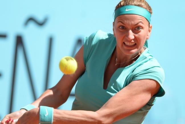 Wimbledon: Kvitová před zraky vévodkyně Kate postoupila do druhého kola