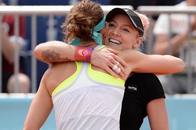 Wimbledon: Odstartovaly čtyřhry! Šafářová s Mattekovou-Sandsovou začaly výhrou