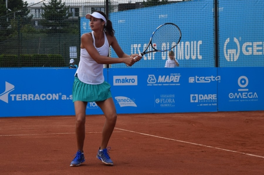 Kulichkova slaví titul na turnaji v Olomouci