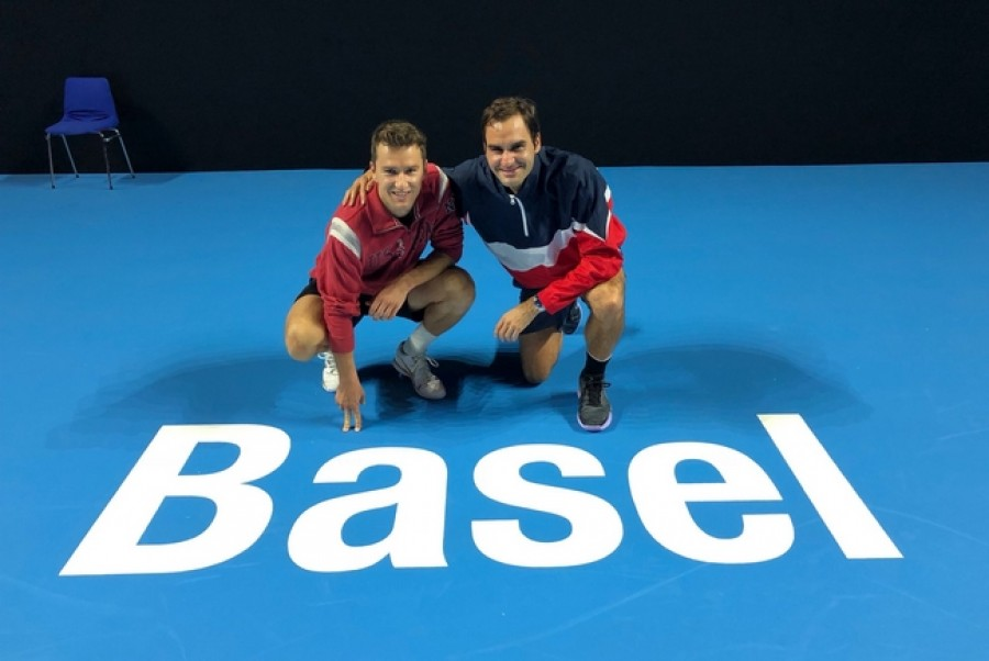 Federerova Basilej! Švýcarský tenista ji dobyl již poosmé
