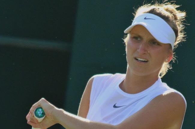WTA Dauhá: Vondroušová smetla Lisickou a je krok od postupu do hlavní části soutěže