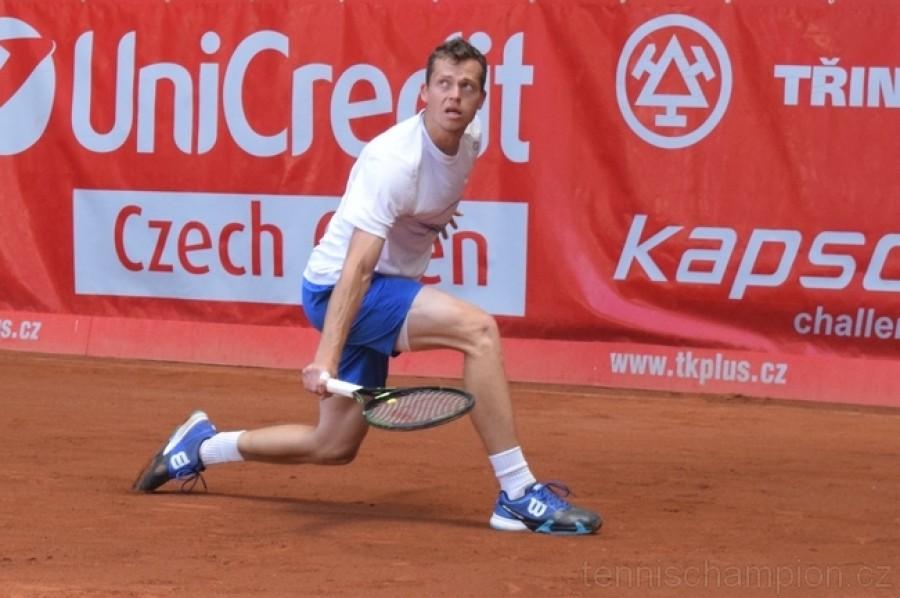 Davis Cup: Veselý s Pavláskem úvodní dvouhry zvládli na jedničku!
