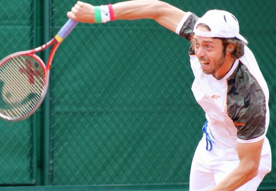 Lorenzi získal první ATP titul ve dvouhře. Vyhrál antukový turnaj v Kitzbuhelu.