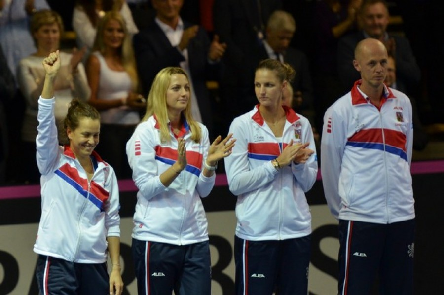 Czech Fed Cup Team: Hráčky jsou ve Stuttgartu kompletní!