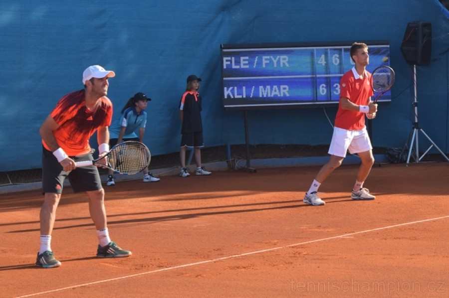 Kližan má po týdnu další ATP titul, s Marrerem ovládli čtyřhru v Umagu