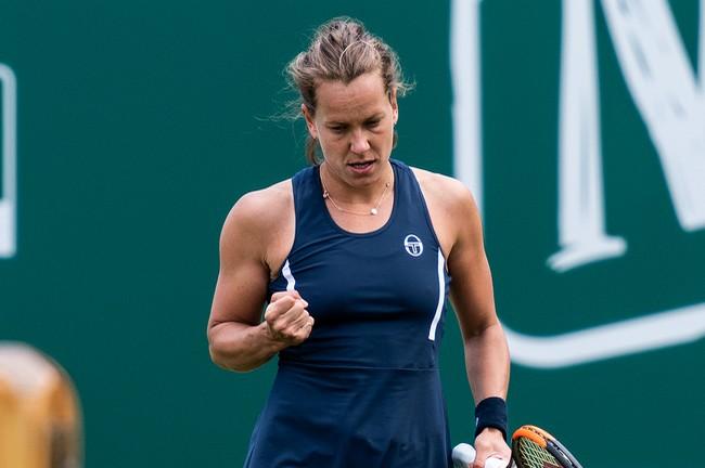 Wimbledon: Strýcová je ve druhém kole! Dál jde i Šafářová, Siniaková a Karolína Plíšková