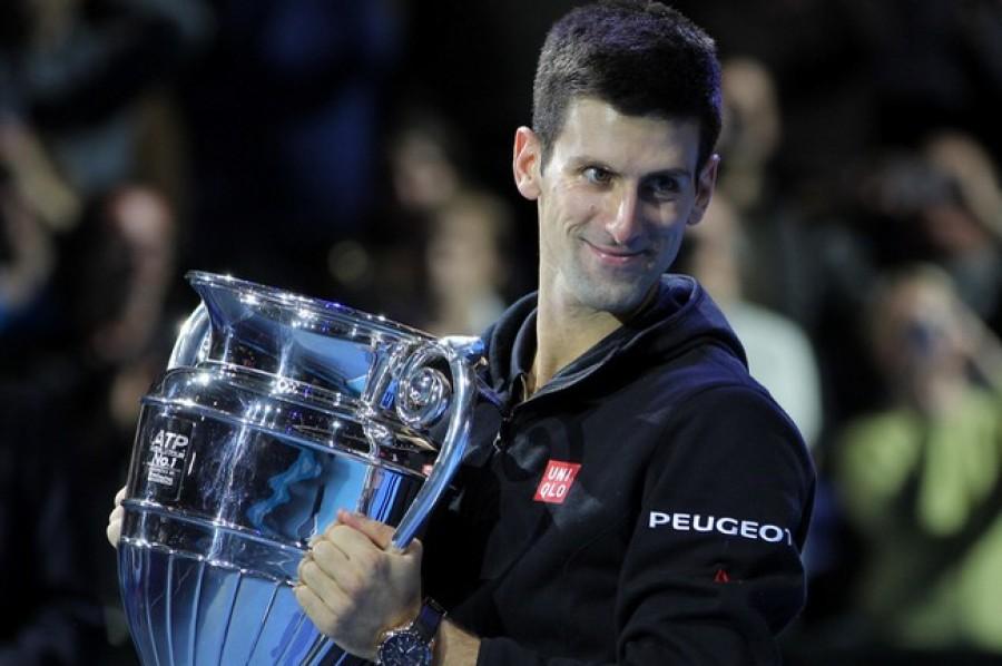 Djokovič opět šampionem v Šanghaji! Vyhrál třetí turnaj v řadě