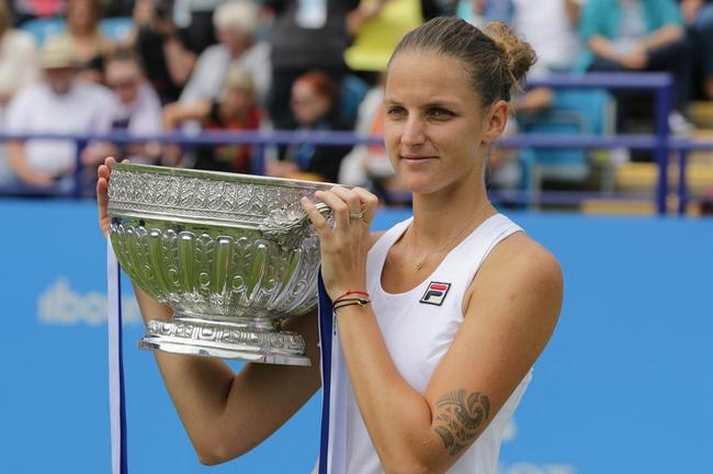 Plíšková je opět šampionkou Brisbane International!