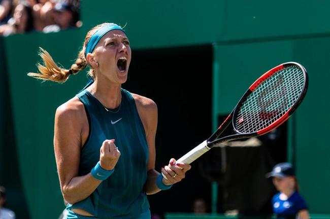 Kvitová získala další titul ze Sydney! Ve finále zdolala Bartyovou