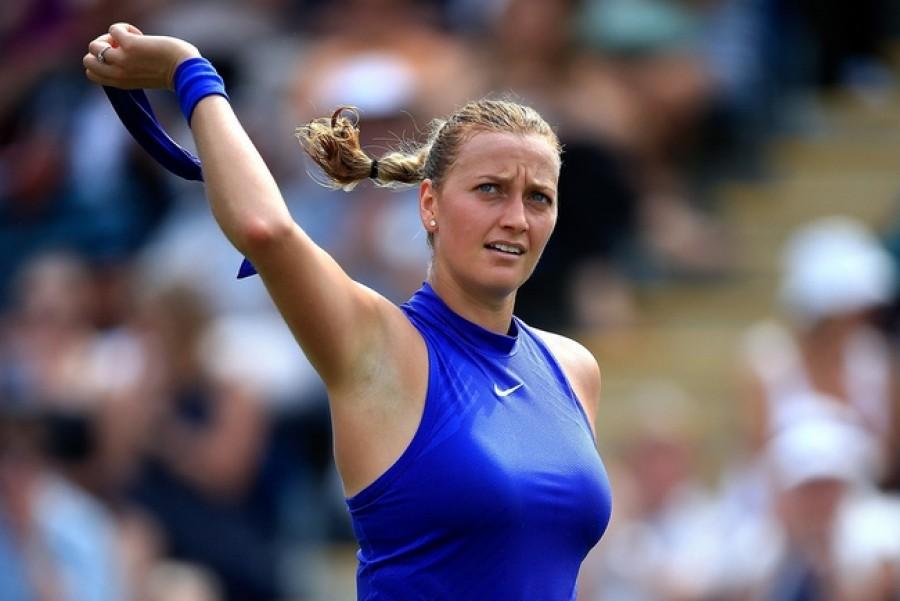 Petra Kvitová porazila i Bradyovou! V Brisbane si zahraje o finále!