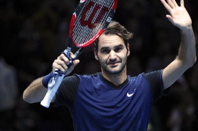 Australian Open 2020: Federer na pokraji vyřazení porazil Sandgrena