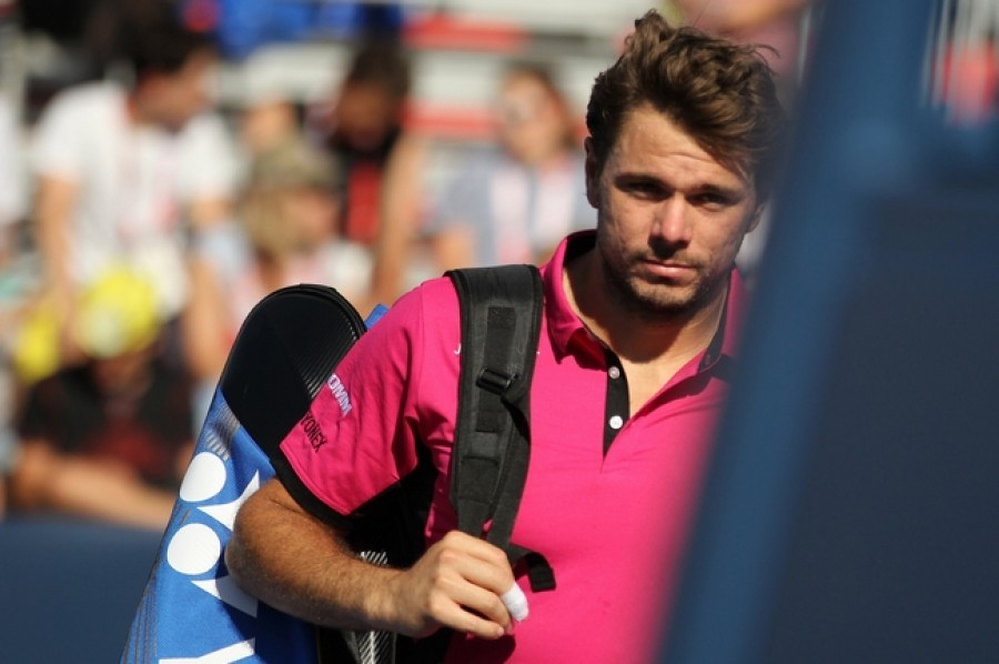 Wawrinka baví fanoušky i kolegy z tenisu! Co vymyslel tentokrát?