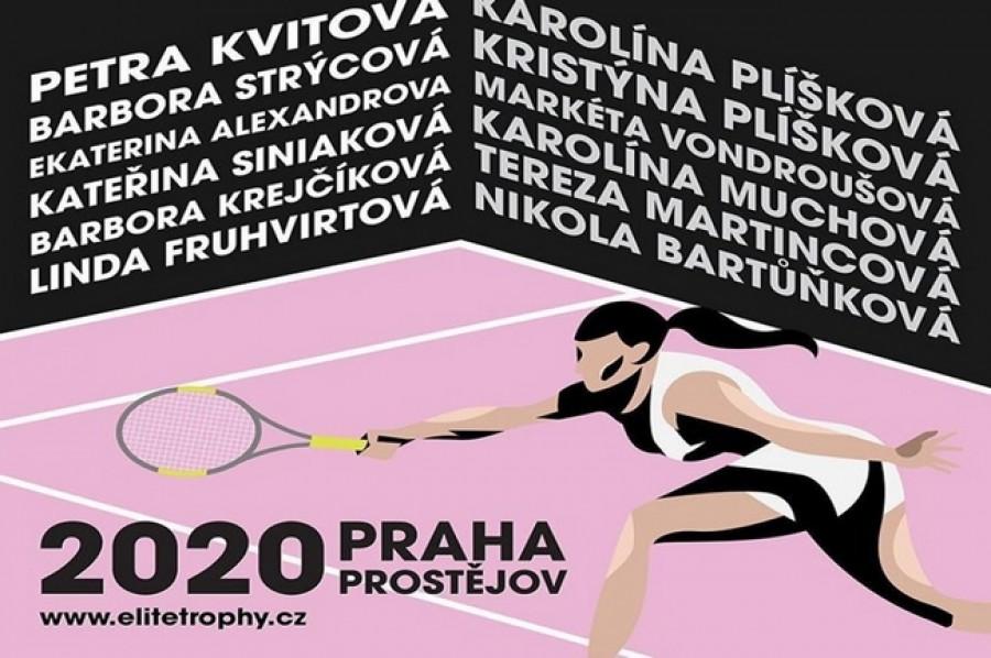 Tipsport Elite Trophy: Pořádná nálož ženského tenisu!