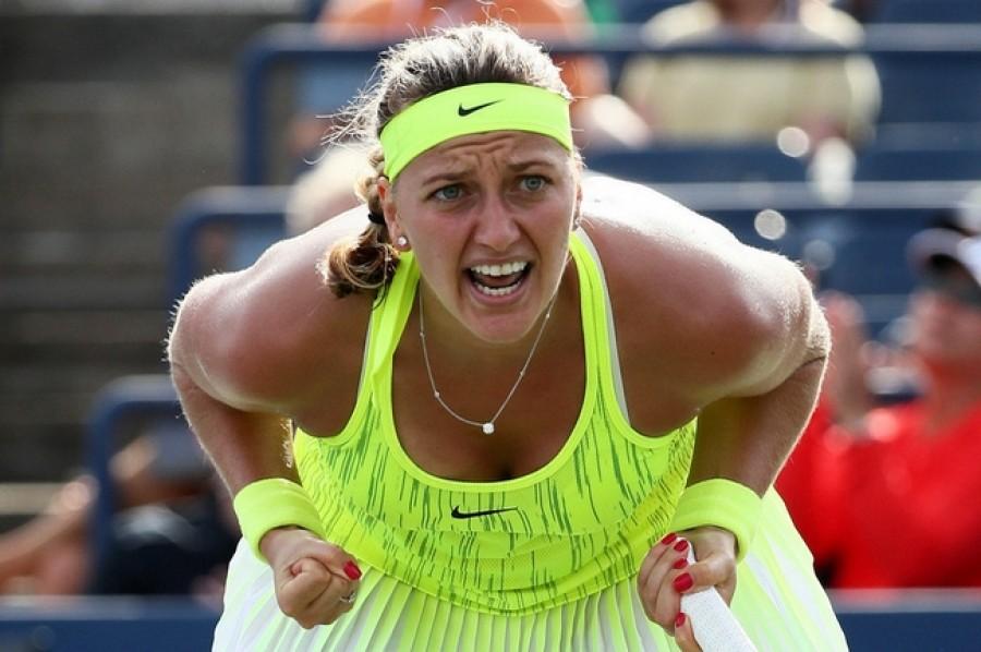 Kvitová je v osmifinále! Na US Open opět neztratila set