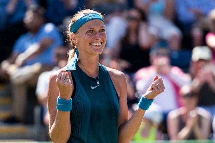 Skvělá Kvitová! Na Roland Garros postoupila do semifinále!