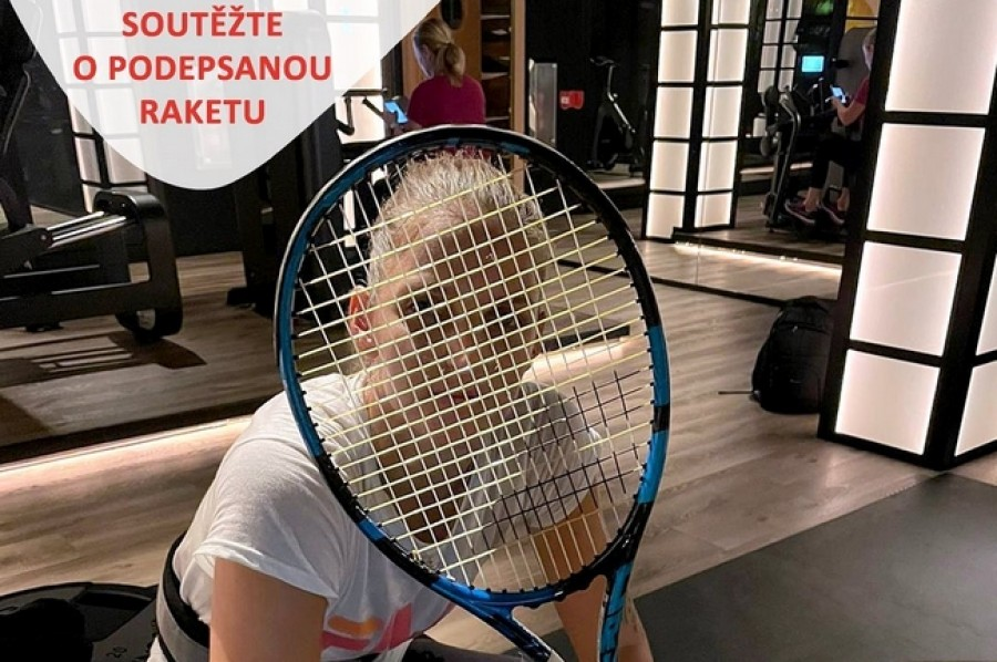Soutěž: Vyhraj tenisovou raketu Karolíny Plíškové
