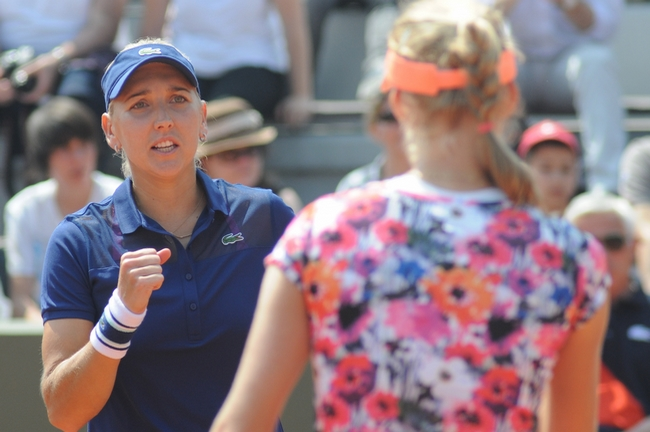 Ženskou čtyřhru v Riu vyhrály Rusky