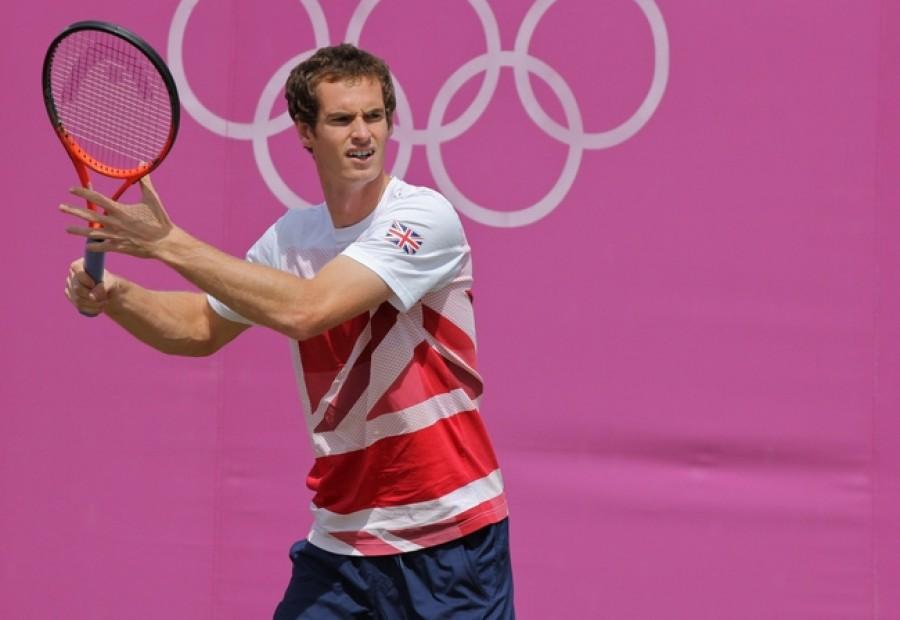 Andy Murray přemohl Del Potra a jako první tenista v historii dokázal obhájit olympijské zlato ve dvouhře